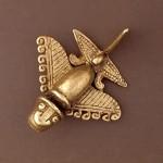 古代に存在した飛行機「コロンビアの黄金ジェット」