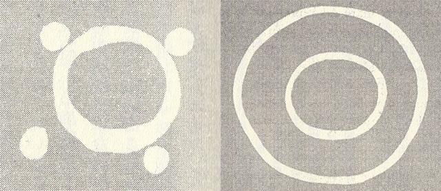 木星と衛星、土星の環
