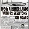 白骨化する死のタイムワープ「サンチアゴ航空513便事件」