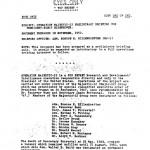 大統領直属のUFO秘密機関について書かれた「MJ-12文書」