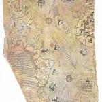 古地図に残された超古代の記録「ピリ・レイスの地図」