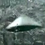 ブルガリアの円錐型UFO