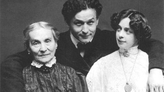 フーディーニと母、そして妻