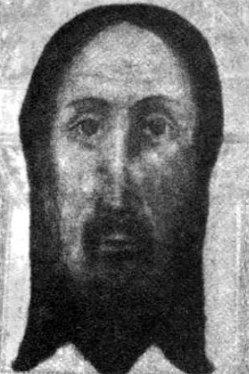 ハエン県の大聖堂のキリスト画