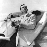 空飛ぶ円盤ブームのきっかけとなった「ケネス・アーノルド事件」