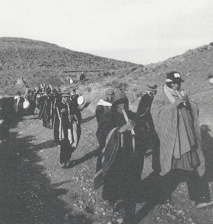 ボリビアの風習