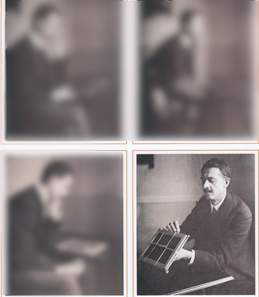 マリオットによる石盤書記のトリック写真